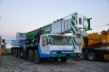 High Quality Tadano Truck Crane 100 ton Used Mobile Crane