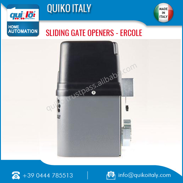 Sturdy Material Made Automatic Sliding Gate Opener