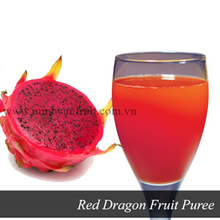 Red Dragon Fruit Puree