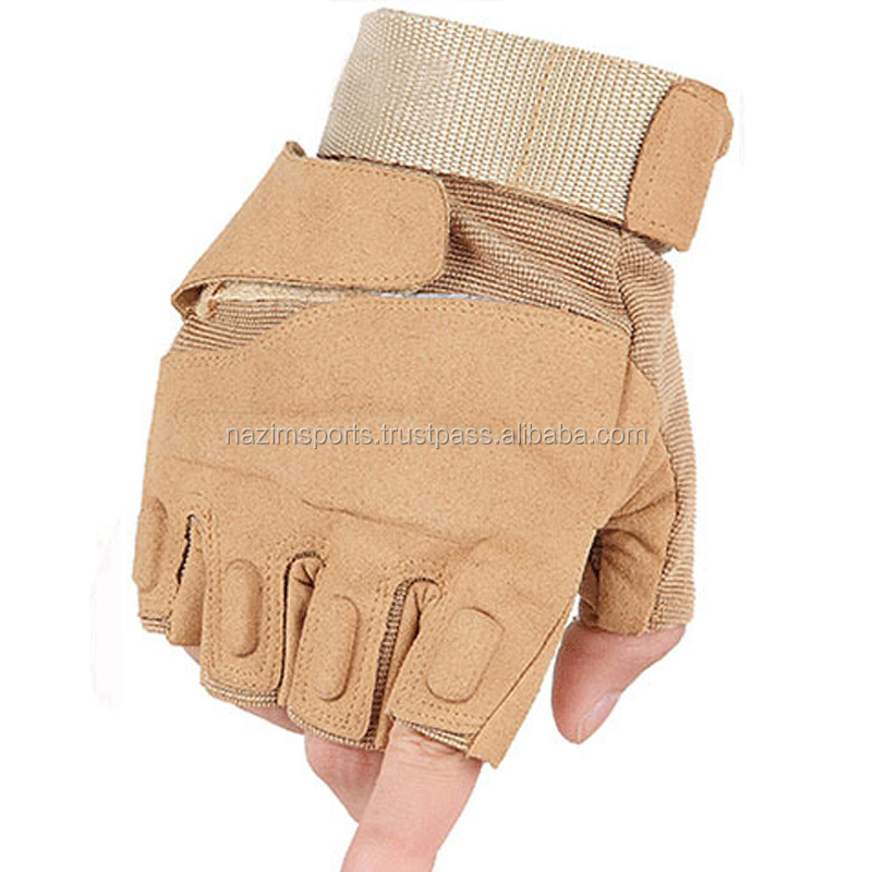 Hot Sale Combat Army Gloves Custom Assault Military Gloves Police Shooting Tactical Gloves