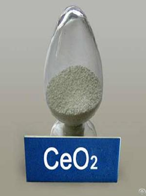 Cerium Oxide CEO2 Rare Earth Oxide