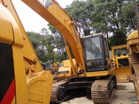 Cheap Japanese crawler excavator 320B for sale | used excavator