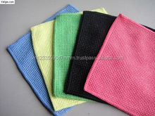 Manufacturer Supplier microfiber wiper towel car/kitchen cleaning