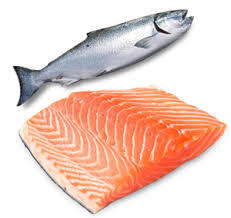 Frozen Salmon Whole Gutted Head on,Frozen Salmon Gutted Head-off,Frozen Salmon Fish Fillets