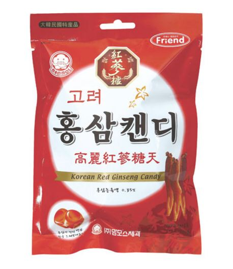 KOREAN RED GINSENG CANDY - CC-10229