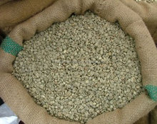 Top Robusta green coffee bean with high-quality