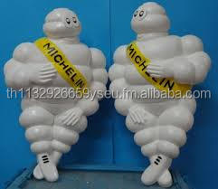 Doll Michelin Man for Truck