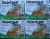 Frontline Plus For Pest, fleas, ticks Control For Cats and Dogs