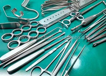 ENT Instruments Set Tonsillectomy Surgical Instruments
