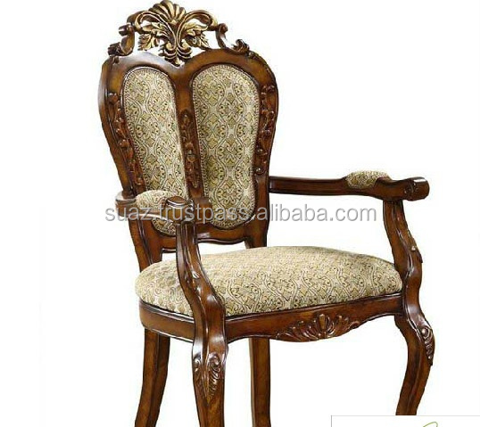 Wooden Dining Chairs, Antique Luxury Dining Chairs , modern hotel chair , wooden restaurant chair , handmade carved chair