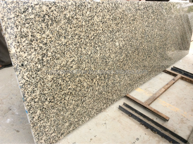 Crystal Yellow Granite Slab India