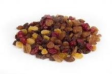 Dried Fruits for bakery