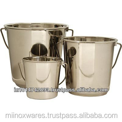 Stainless Steel ice Buckets