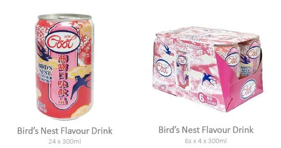 Bird Nest Drinks