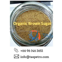 Organic Brown Sugar, Unrefined Process Powder Product, Origin Thailand
