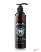 MOROCCAN ARGAN FACE, BEARD & HAIR WASH