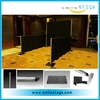 pipe and drape design for trade display booth Portable backdrop pipe and drape