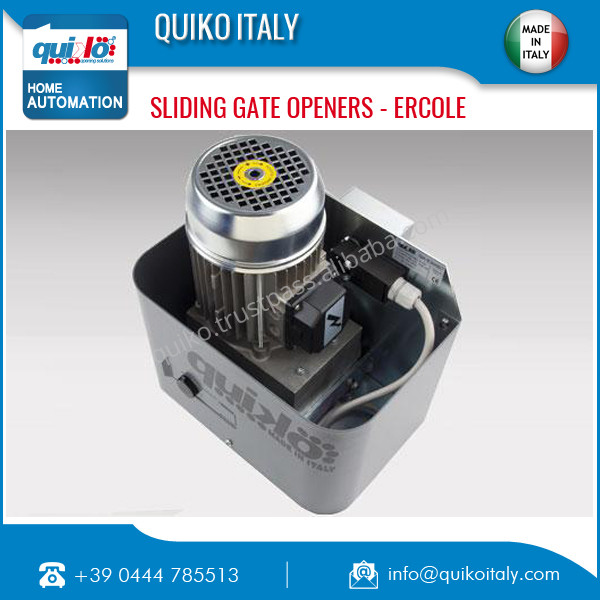 400 V Automate Sliding Gate Opener Ercole Model for Sale