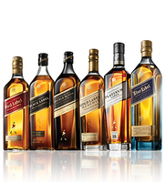 Johnnie Walker Scotch Whisky / Black Label / Gold Label / Blue Label /Green Label/