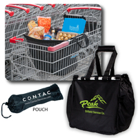 The Ultimate Supermarket Cart Shopping Bag