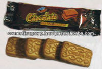 cream chocolate biscuits