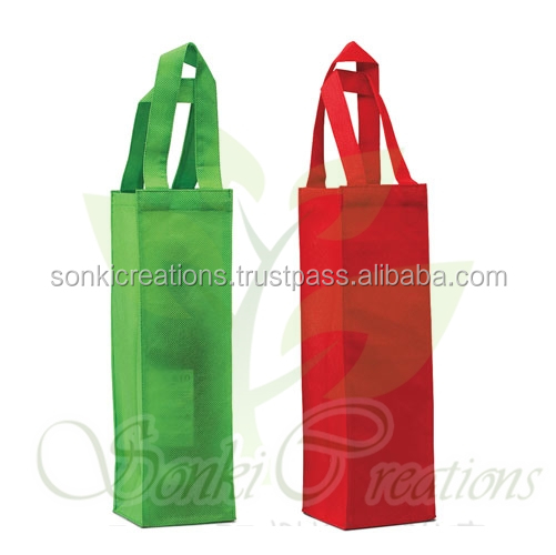 Top Quality of Customized Non Woven Bags in Different Colors