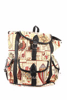 Women Ethnic Patterned Back-Pack