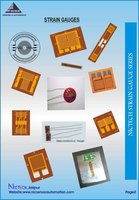 STRAIN GAUGES METAL FOIL TYPE