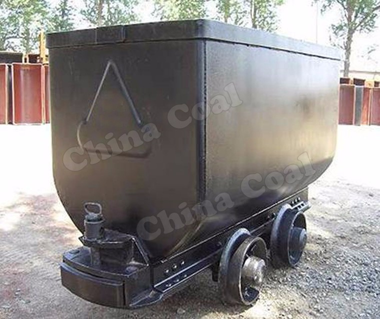 Factory Price China Coal MGC Narrow Gauge Mine Cart