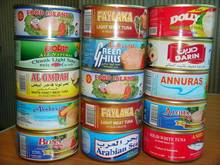 HACCP approved canned tuna fish brands from Thailand