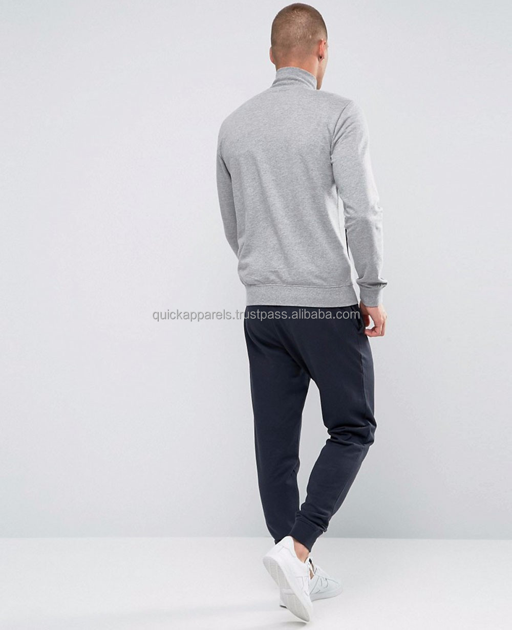 Wholesale Custom Track Pants Men Skinny Leg Jogger Sweatpants With Tapered Bottoms