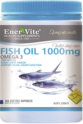 Australian Omega 3 Fish oil 1000mg