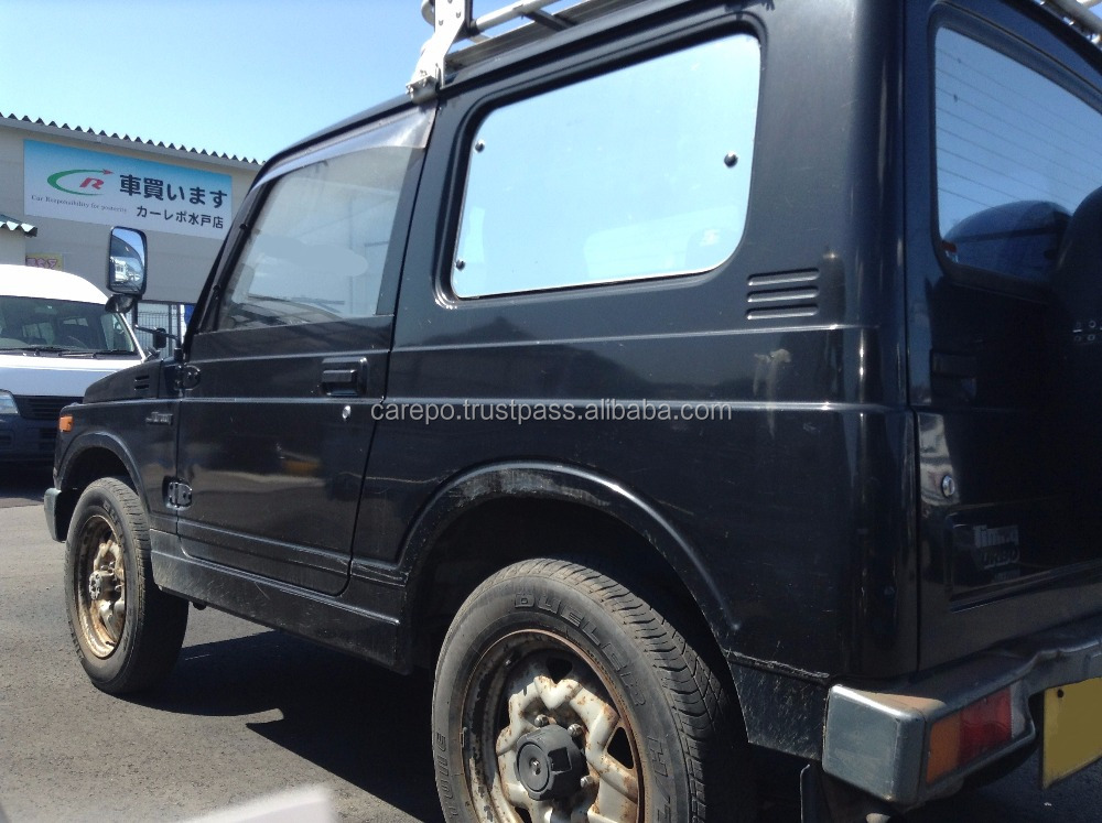 SECOND HAND CAR IN JAPAN FOR SUZUKI JIMNY V-JA11V 1993 AT (ENGINE TYPE: F6A)