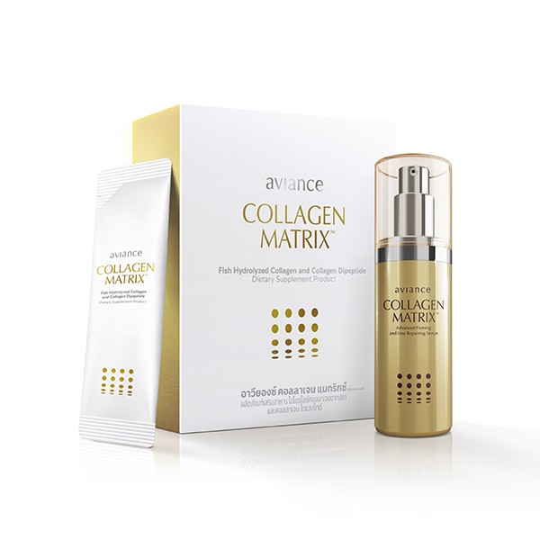 New Premium Collagen Matrix In and Out Collection