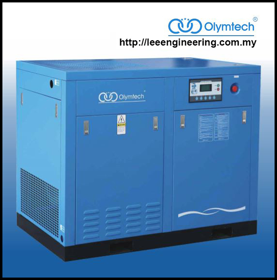 Olymtech OV90D 120HP Inverter Screw Air Compressor