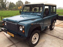 USED CARS - LAND ROVER DEFENDER 90 STATION WAGON (LHD 8522)