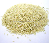 NATURAL AND HULLED SESAME SEED