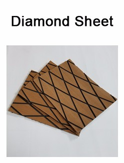 Melors Anti-slippery Environmental EVA Marine Diamond Sheet