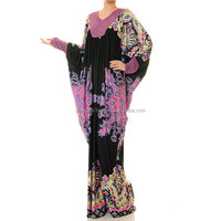 Classic Design ,Beautiful Handmade Design/Antique/Printed Modern high demand Ethnic Dubai Kaftan Jersey Long Sleeves dress sale