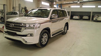 2016 model Toyota Land Cruiser 4.0 GXR8 A/T