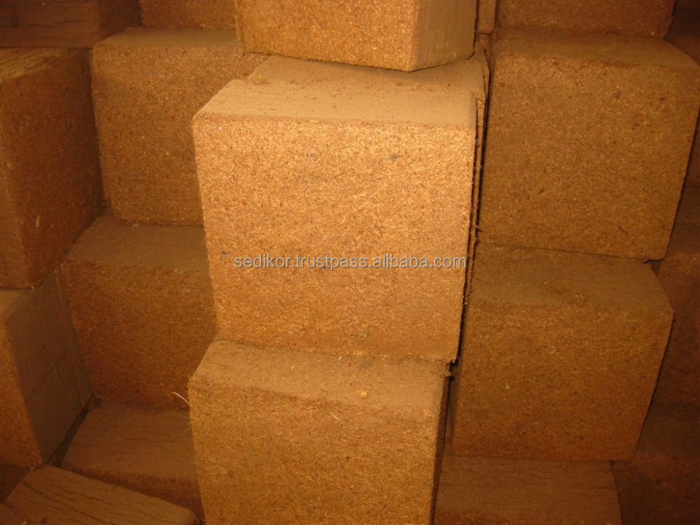 Coco Peat blocks for Dog kennels