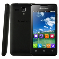 Lenovo A396 4.0 inch 3G Android 2.3 Smart Phone - Black