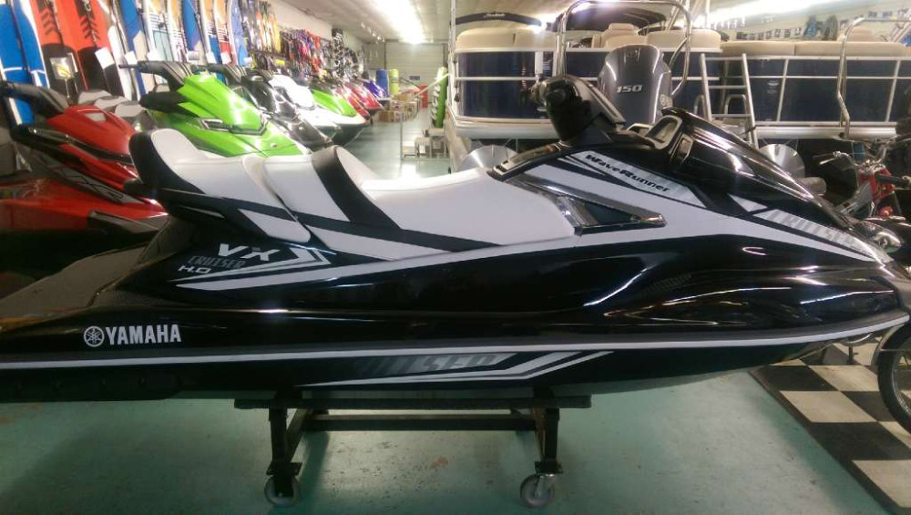 Affordable Price For Used/New 2017 WaveRunner VX Cruiser