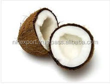 WHOLE FRESH MATURED COCONUT