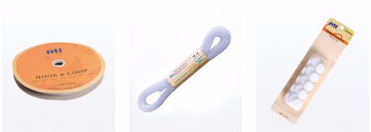 25mm Sew On 100% Polyester Hook and Loop Fastener
