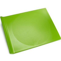 Plastic Cutting Board, Apple Green Small 1 ct by Preserve