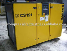 Used Screw Stationary Kaeser Air Compressors