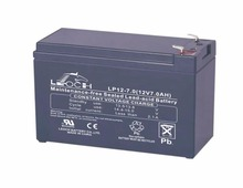 Rechargeable VRLA battery 12V leoch battery Wholesaler