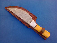 HANDMADE D2 STAINLESS STEEL CHEF KNIFE
