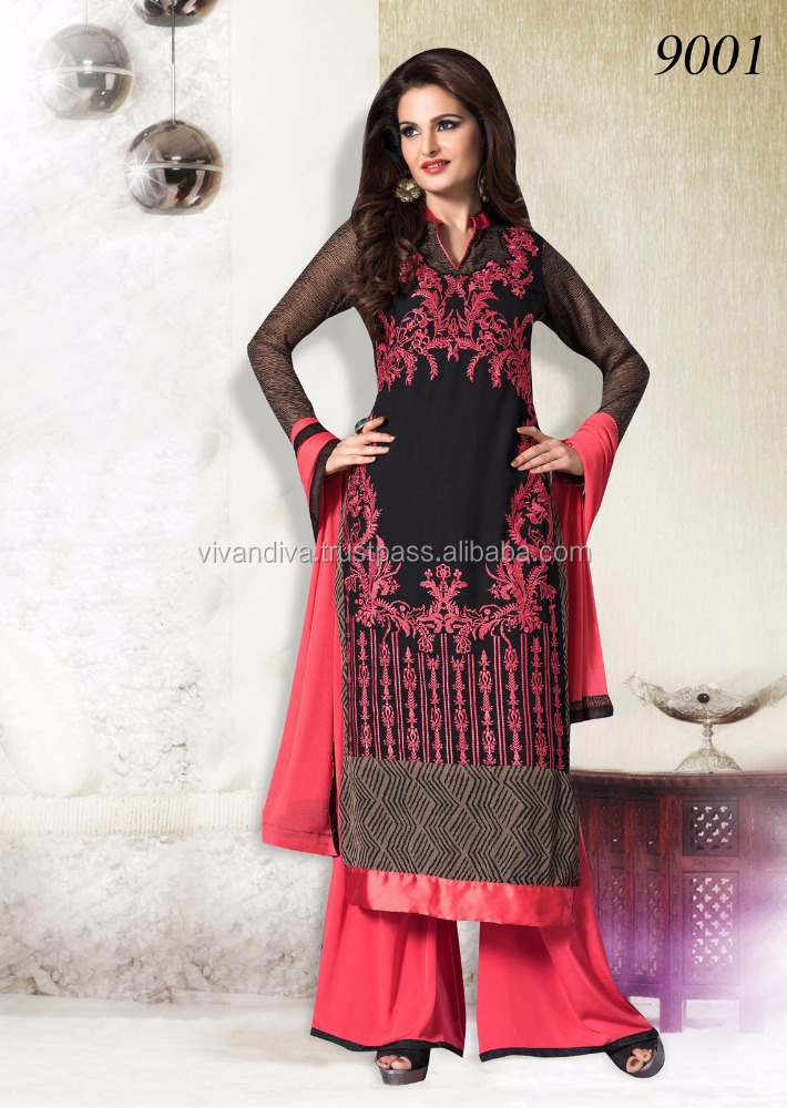 Designer Salwar Suits Varieties Well